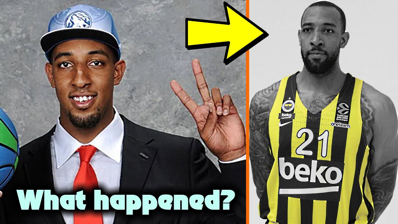 He was the #2 pick, but VANISHED...what happened to Derrick Williams?