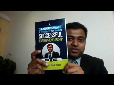 How to Quit Job & START Busiess by Success Coach Nilesh Facebook LIVE Recording