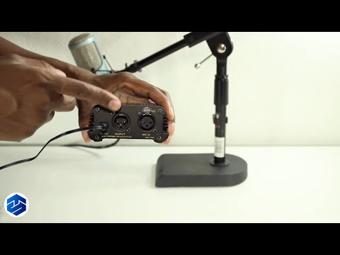 Nady Audio SMPS -1X Phantom Power, Upgrade Your Sound On DSLR