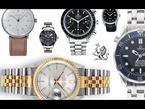 Top 10 38mm Watches for Smaller Wrists -Seiko, Rolex, Omega, Tudor, Marathon, Sinn, Junghans, CWard,