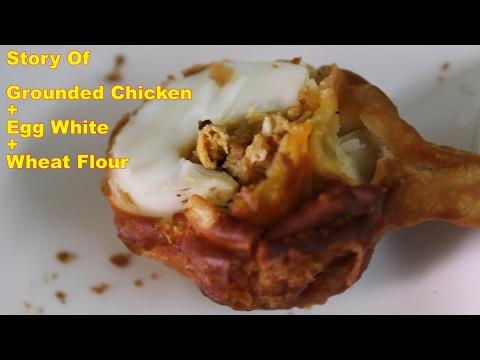 Story of Chicken, Egg Whites, and Wheat Flour @ Mana Telangana Vantalu