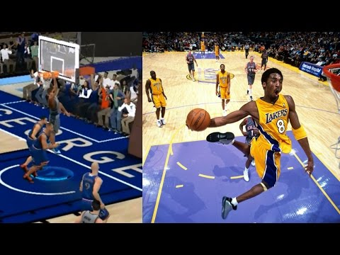 The Creation of The Second Coming of Kobe Bryant!!! NBA 2K17