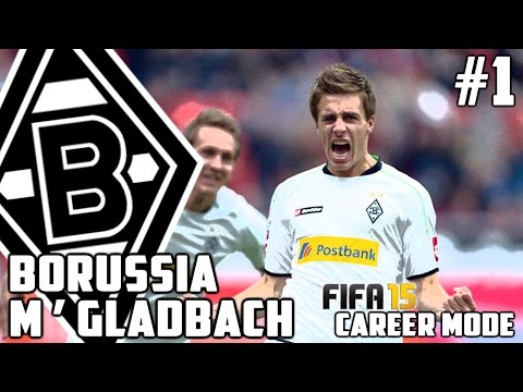 FIFA 15: Borussia M'Gladbach Career Mode - S01E01 - A New Start