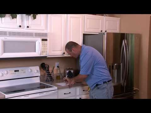 How to Measure Your Kitchen Cabinets