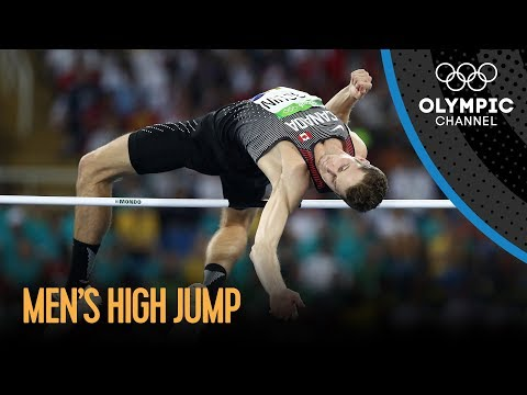 Men's High Jump Final | Rio 2016 Replay