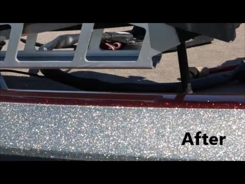 How To Remove Heavy Oxidation By Wet Sanding
