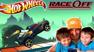 Hot Wheels Race Off Two Timer Supercharged Edition Unlocked