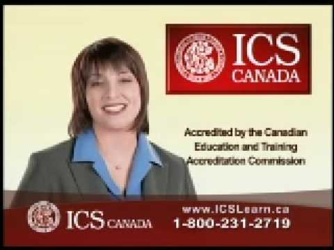 Study at home with ICS Canada