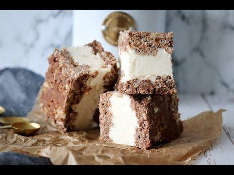 Ice Cream Sandwiches (No Bake And No Machine) - By One Kitchen