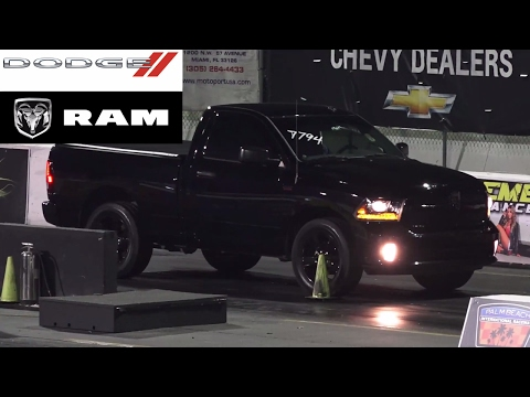 2013 Dodge Ram 1500 | RT 5.7L Hemi | 1/4 Mile