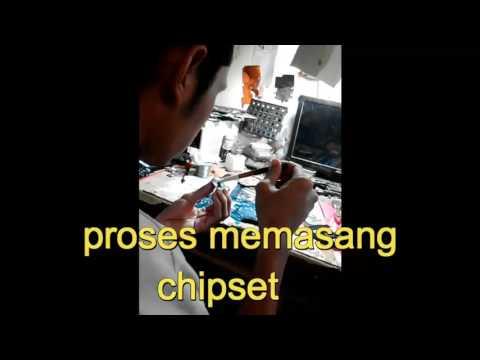 ganti chipset laptop