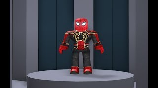 Download How to make Infinity War Spiderman in roblox Video