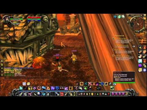 Let's Play World Of Warcraft Part27 Eastern Plaguelands The Battle For Darrowshire