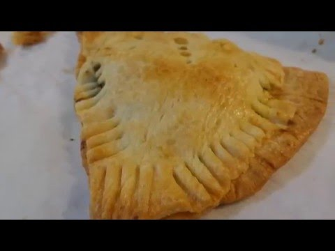 Easy Beef Pie / Beef Patty