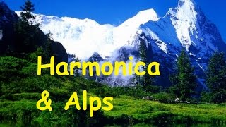 Accordion (Harmonika) Music Mix & Alps
