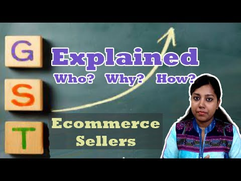 GST for eCommerce seller and startups | Verified info explained in Hindi