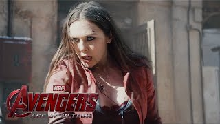 Download The Avengers:Age of Ultron - Hawkeye & Scarlet Witch HD Video