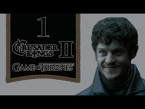 Ramsey Bolton - A Game of Thrones Mod Let's Play - 1 [CK2]