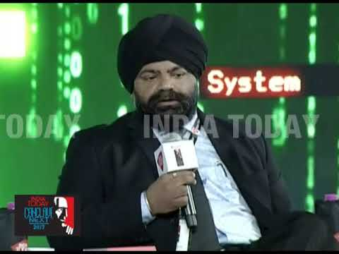 Challenge of Cyber Security and Privacy | India Today Conclave Next 2017
