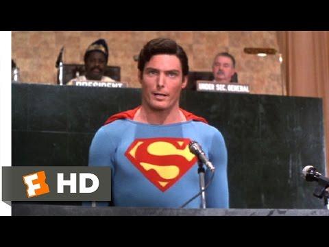 Xxx Mp4 Superman IV 2 10 Movie CLIP Eliminating Nuclear Weapons 1987 HD 3gp Sex