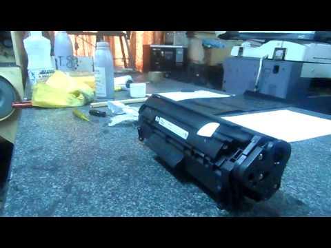 HP TONER REFILLING 12A / Canon 303 - TONER suite