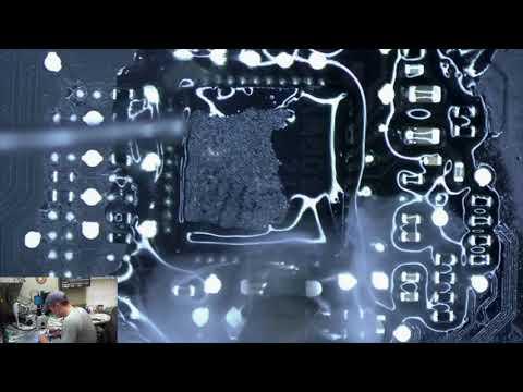 Macbook Pro A1398 2012 Retina GPU Vcore Failure Repair on board 820-3332