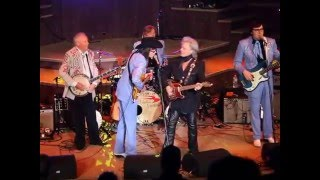Marty Stuart, instrumental / Blue Moon of Kentucky / Luther