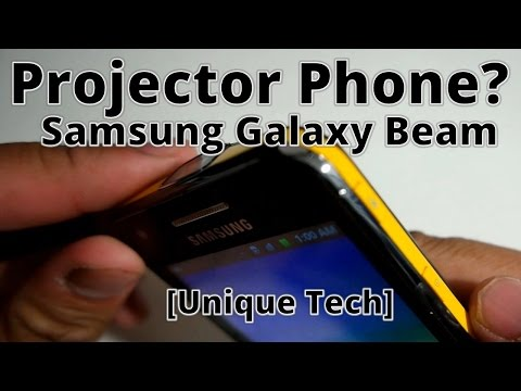 The forgotten projector phone?