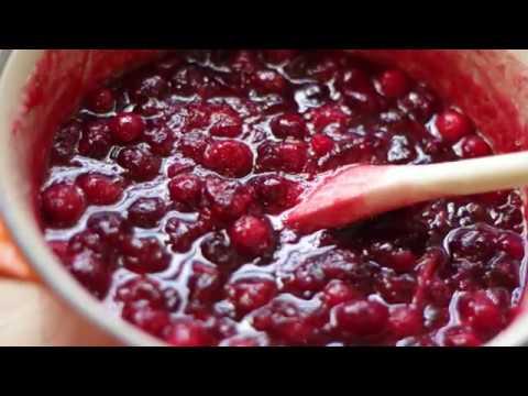 Cranberry Sauce Like A Boss!