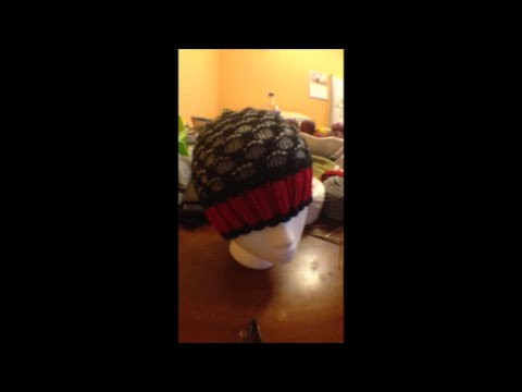 How to Knit - Newfie Mitten Hat