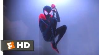 Download Spider-Man: Into the Spider-Verse (2018) - Get Up, Spider-Man! Scene (9/10) | Movieclips Video