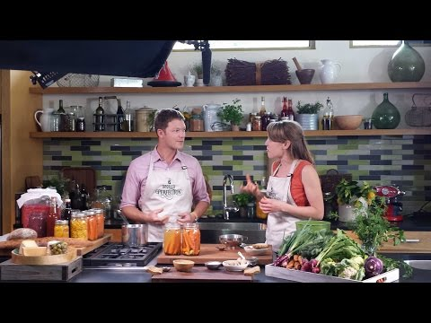 How To Pickle & Ferment Vegetables | Episode 1 | Spoiled To Perfection