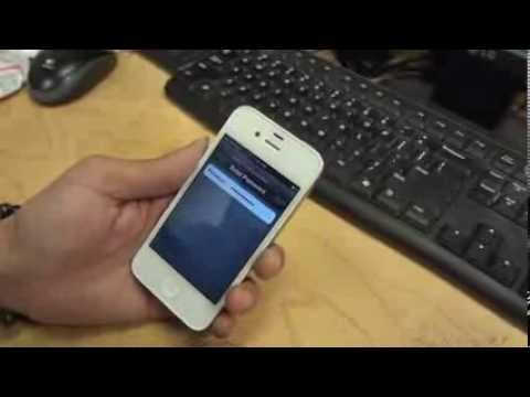 How to Activate your Factory Unlock iPhone 4, 4S, 5, 5S, 5C