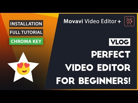 Movavi Video Editor Plus - Complete Review & Tutorial [HD]