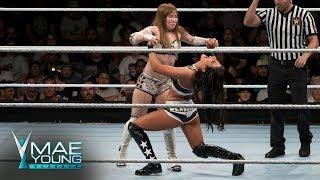 Kairi Sane vs. Tessa Blanchard - First Round Match: Mae Young Classic, Aug. 31, 2017