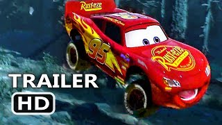 "CARS 3 ""Characters"" Trailer (2017) Animated, Kids & Family Movie HD"