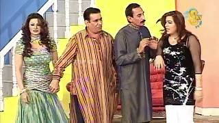 Best Of Iftikhar Thakur and Tariq Teddy New Pakistani Stage Drama Comedy Funny Act