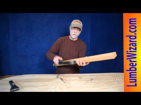 Woodworking Metal Detector Lumber Wizard 4
