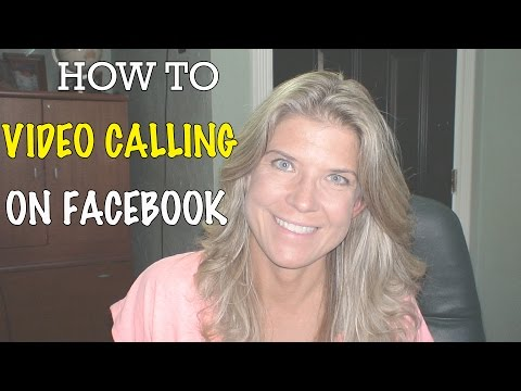 How to Video calling on Facebook with family and friends #TipTrickTuesday