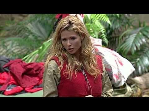 Nicola v David | I'm A Celebrity...Get Me Out Of Here!