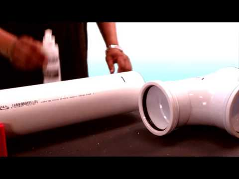 Marley Pipe Systems Drainage Installation Video