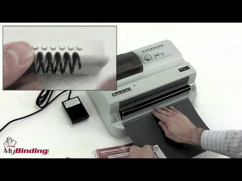 Akiles Finish-A-Coil Electric Coil Inserter Demo