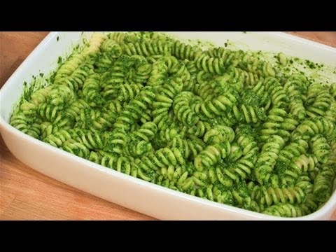 How To Cook Spinach Pesto Pasta: Cooking For Kids