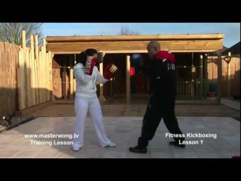 Kickboxing basics - Lesson 1 Basic Jab