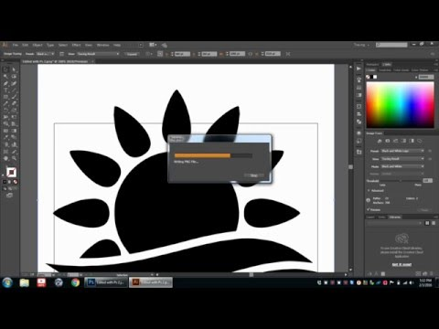 Tutorial:How to easily remove watermark from Vectors (with Photoshop and Illustrator)