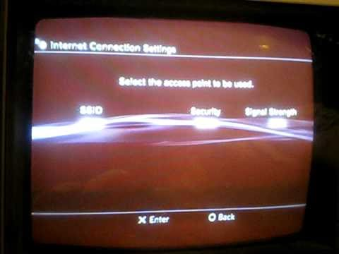 how to get wired and wireless internet on ps3