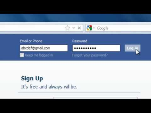How to hake facebook twitter gmail yahoo google account hake your friend simple step