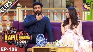 Arjun On Shraddha And The Half Girlfriend - The Kapil Sharma Show - 14th May, 2017