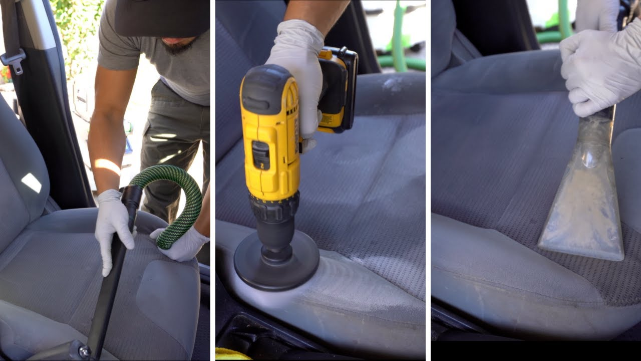 Ultimate Guide: How To Shampoo Car Seats With Extractor