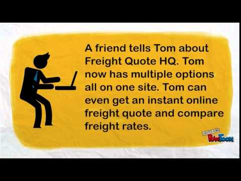 Freight Shipping Quotes, Cheap LTL Rates